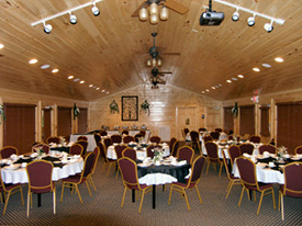 meeting facilities pigeon forge